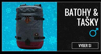 Pánské batohy a tašky