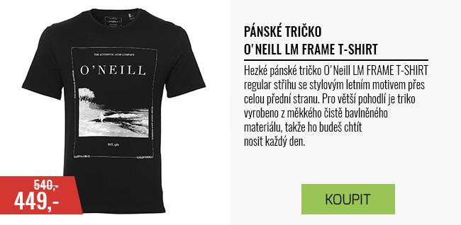 Pánské tričko O'NEILL LM FRAME T-SHIRT