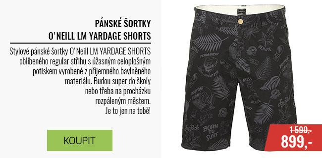 Pánské šortky O'NEILL LM YARDAGE SHORTS
