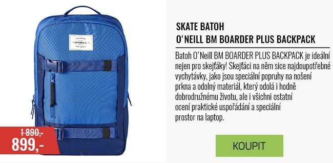 Skate batoh O'NEILL BM BOARDER PLUS BACKPACK