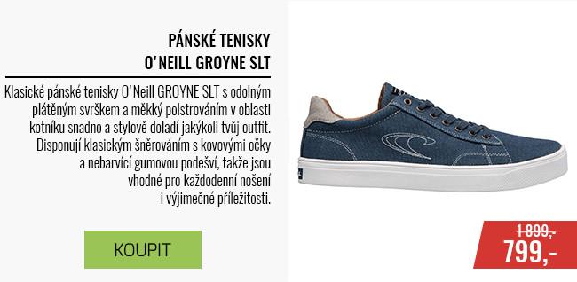 Pánské tenisky O'NEILL GROYNE SLT