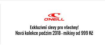 Nová kolekce podzim 2018 - mikiny od 999 Kč