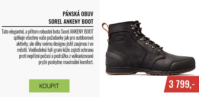 Pánská zimni obuv