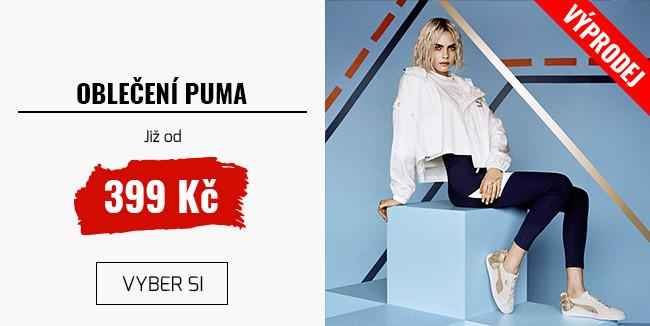 Oblečení Puma