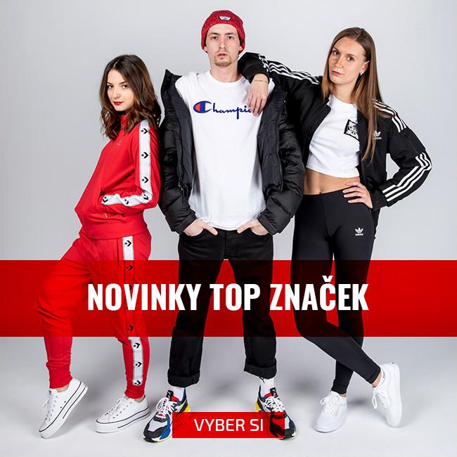 Novinky TOP značek