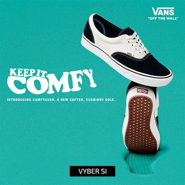 Vans ComfyCush
