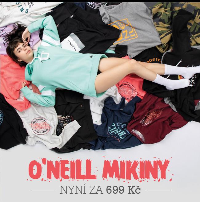 Mikiny O'Neill