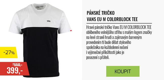 Pánské tričko Vans