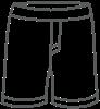 Koupací šortky