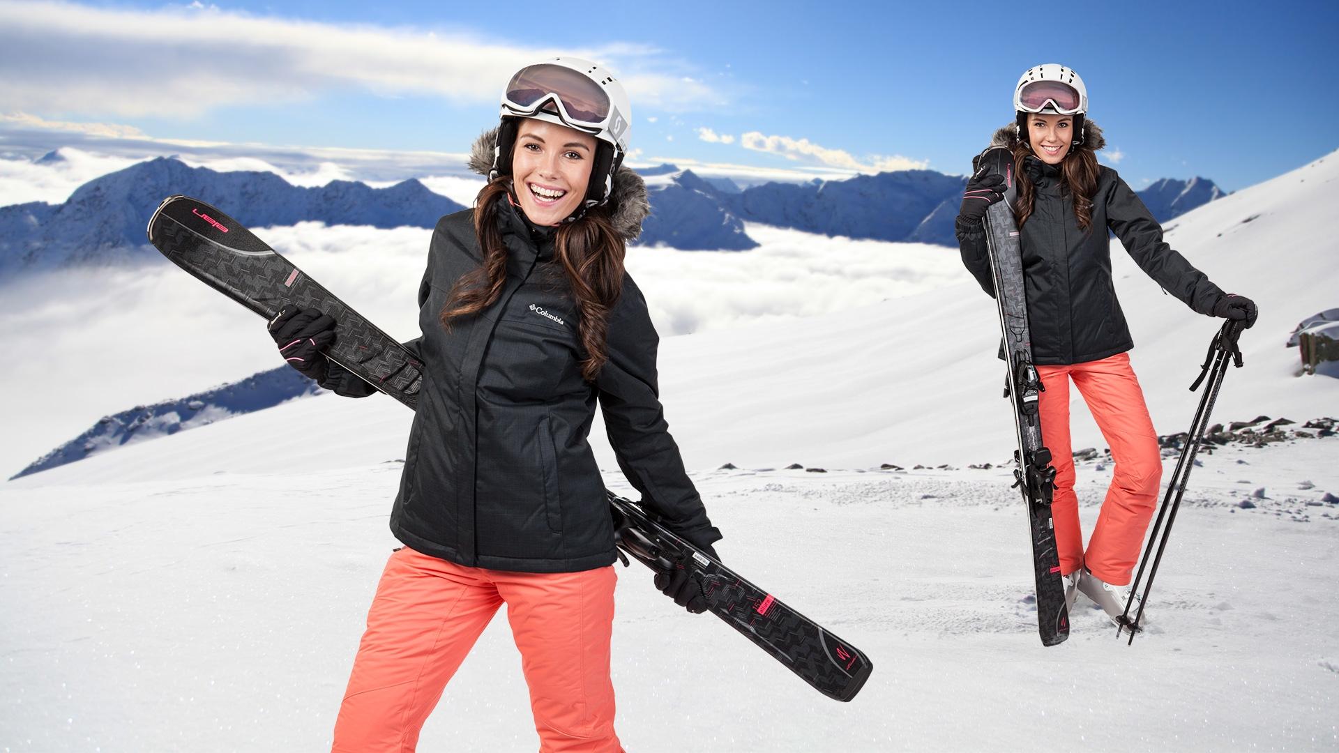 Dámský lyžařský set Columbia