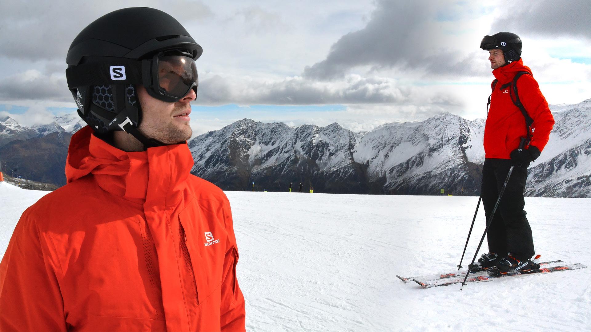 Pánský lyžařský set Salomon