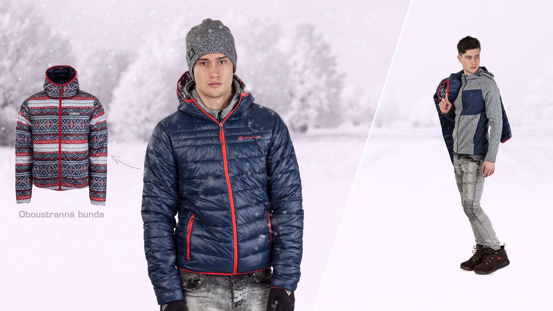 Zimní set pro muže