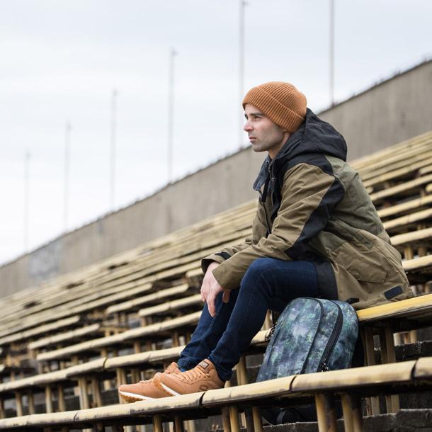 S O'Neillem na zimu vždy připraven