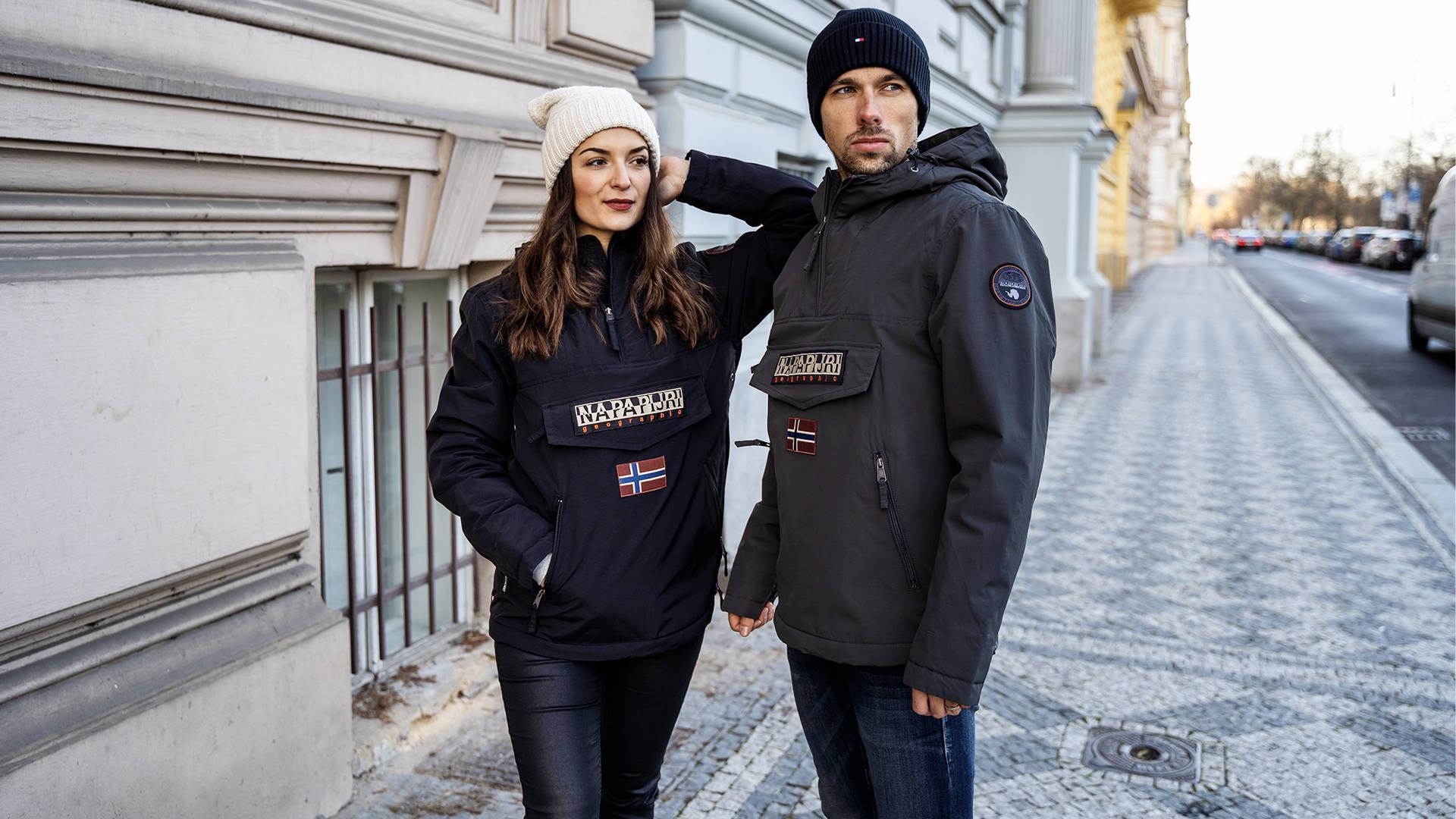 Zazimuj se ve streetwear stylu