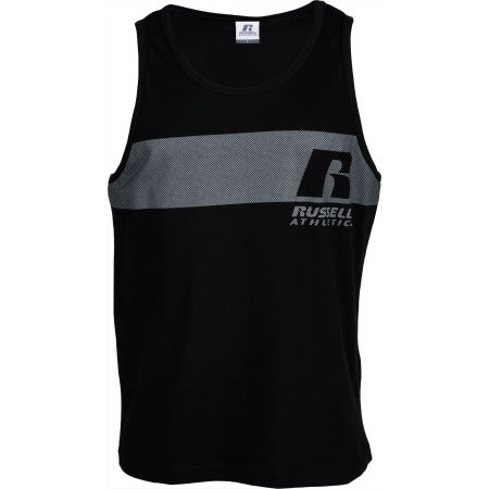 Russell Athletic R BANDED SINGLET