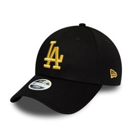 New Era 9FORTY METALLIC LOS ANGELES DODGERS