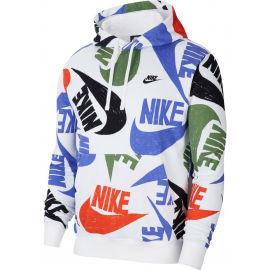 Nike NSW CLUB HOODIE PO FT AOP 1