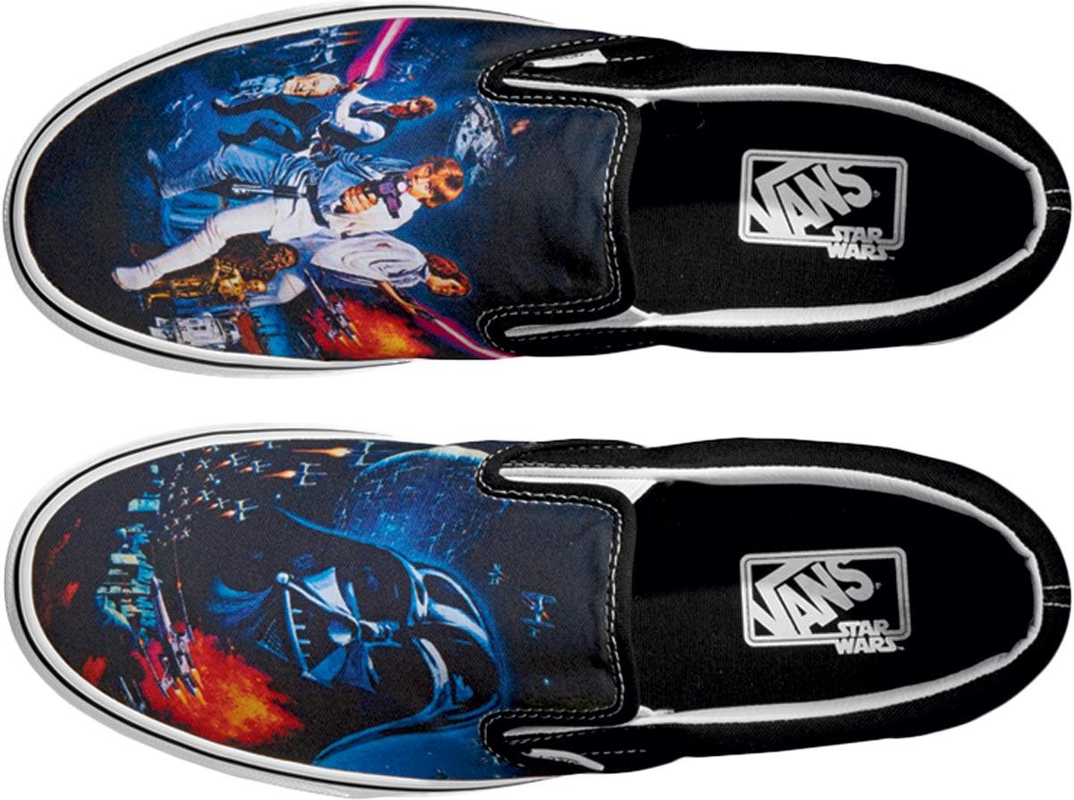 Vans Tenisky Star Wars