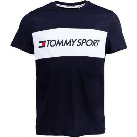 Tommy Hilfiger COLOURBLOCK LOGO TOP