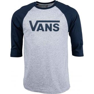 Pánské triko s tříčtvrtečním rukávem
