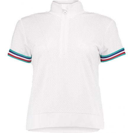 O'Neill LW ZIP TOP S/SLV ATHLEISURE