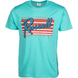 Russell Athletic MIAMI S/S CREWNECK TEE SHIRT