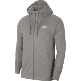 Nike NSW CLUB HOODIE FZ JSY M