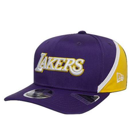 New Era 9FIFTY STRETCH SNAP NBA LOS ANGELES LAKERS