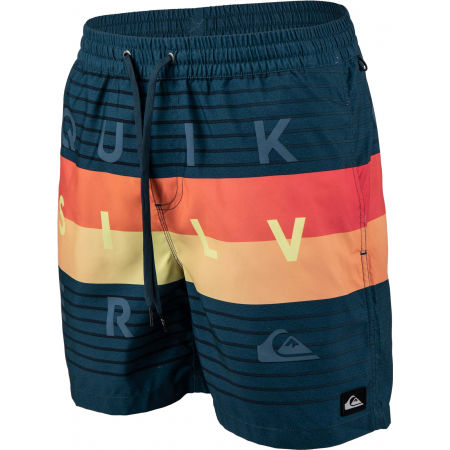 Quiksilver WORD BLOCK VOLLEY 17
