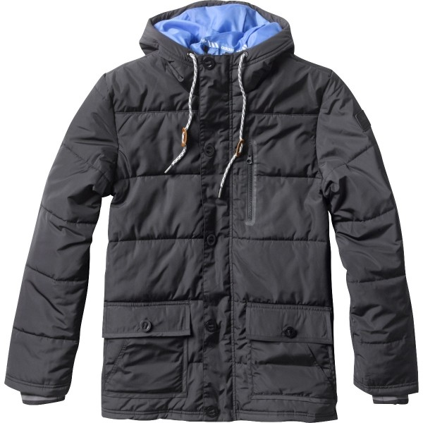 SNOW LS PAD JKT - Pánská zimní bunda