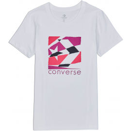 Converse WOMENS TORN CLASSIC TEE