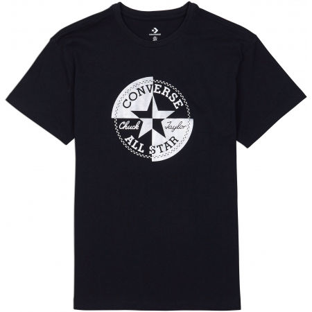 Converse WOMENS CHUCK TAYLOR RIVALRY RELAXED TEE