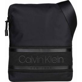 Calvin Klein STRIPED LOGO FLAT CROSSOVER