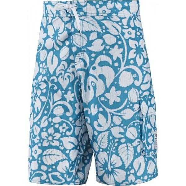 HAWAII SWIM SHORT - Pánské plavecké šortky