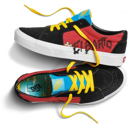 Vans UA SK8-LOW THE SIMPSONS EL BARTO