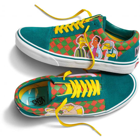 Vans UA OLD SKOOL THE SIMPSONS MOES