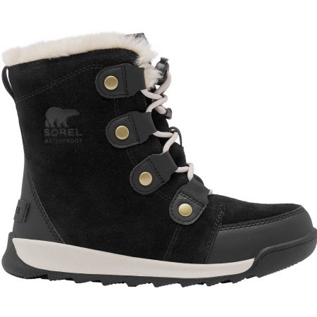 Sorel YOUTH WHITNEY II SUEDE