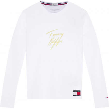 Tommy Hilfiger LS TEE GOLD