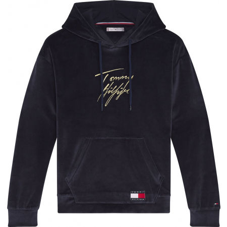 Tommy Hilfiger OH HOODIE VELOUR
