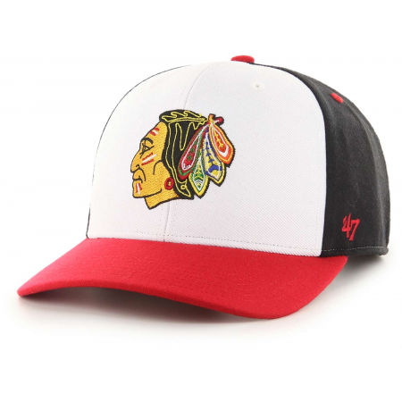47 NHL CHICAGO BLACKHAWKS COLD ZONE '47 MVP DP BLK
