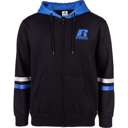 Russell Athletic FULL ZIPP HOODY SWEATSHIRT