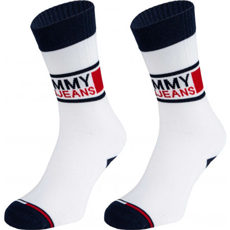 Tommy Hilfiger UNISEX TOMMY JEANS SOCK 2P