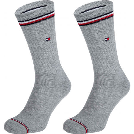 Tommy Hilfiger MEN ICONIC SOCK 2P