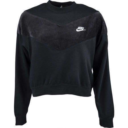 Nike NSW HRTG CREW VELOUR W