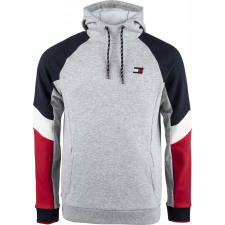 Tommy Hilfiger BLOCKED FLEECE HOODY