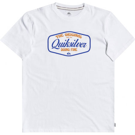 Quiksilver CUT TO NOW SS