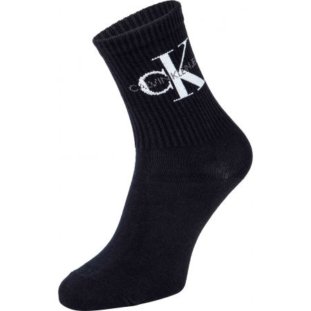 Calvin Klein WOMEN SHORT SOCK 1P JEANS LOGO BOWERY