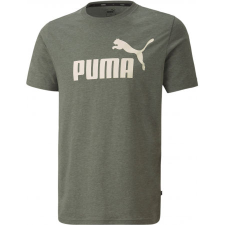 Puma ESS + HEATHER TEE
