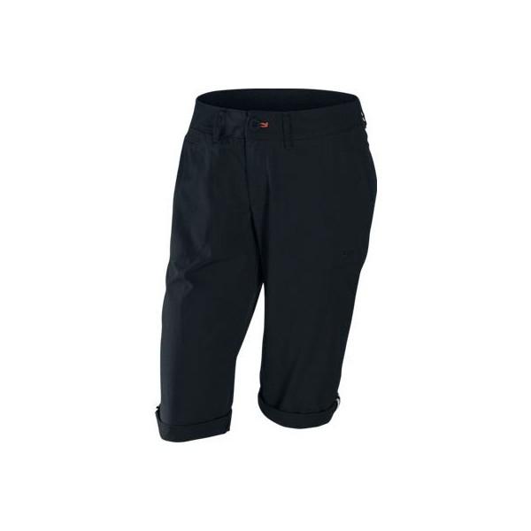 COTTON WOVEN CAPRI - Dámské kalhoty