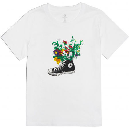 Converse FLOWERS ARE BLOOMING TEE